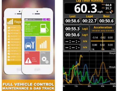 Apps para quienes están 'locos' por los autos.