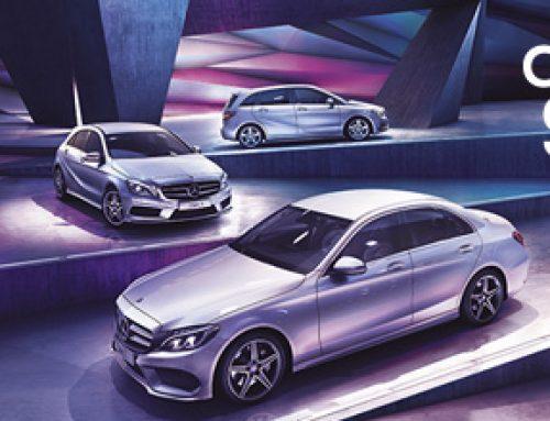 La Autogira 2015 de Mercedes-Benz estará por todo Colombia entre mayo y junio