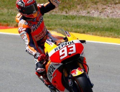 El español Marc Márquez, resurgió, quedándose con el Gran Premio de Alemania.