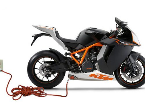 Se estudian reglamentaciones para las motos eléctricas