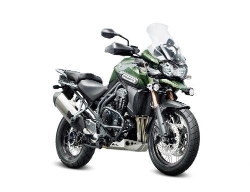 Las mejores motos para viajar.