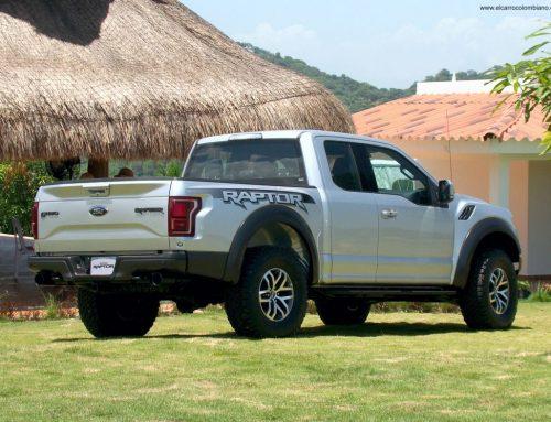 Ford Raptor 2017: Características, equipamiento y precio para Colombia
